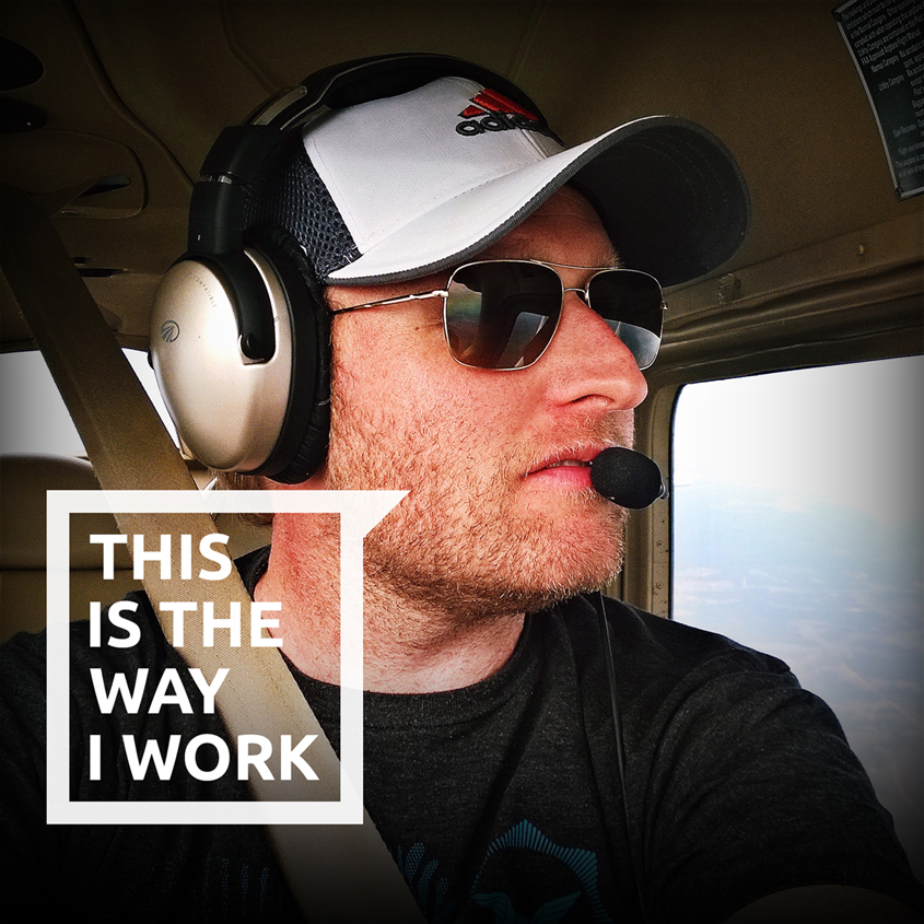 This is the Way I Work: Laird Rixford